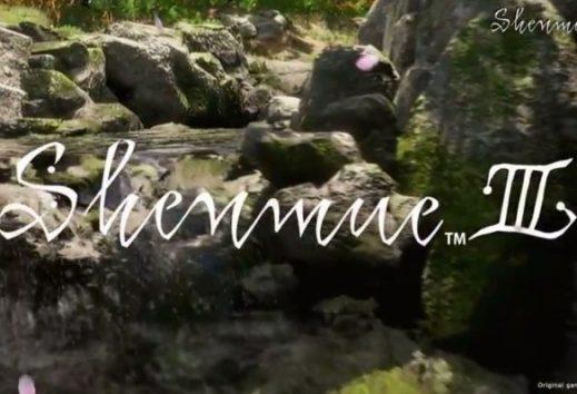 ShenMue III: aperto il sito ufficiale