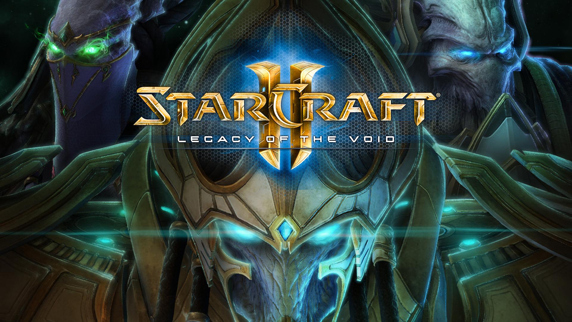 Starcraft II: Legacy of the Void Anteprima