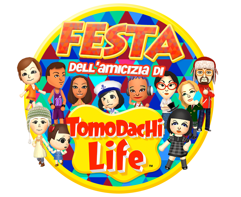 TomodachiLife-FriendshipFiesta-Logo-ITA