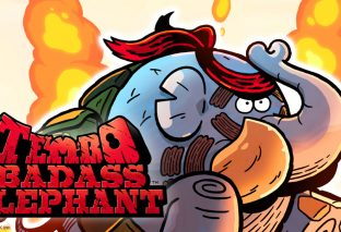 Tembo The Badass Elephant: la data d'uscita
