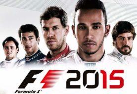 F1 2015: online il trailer di lancio