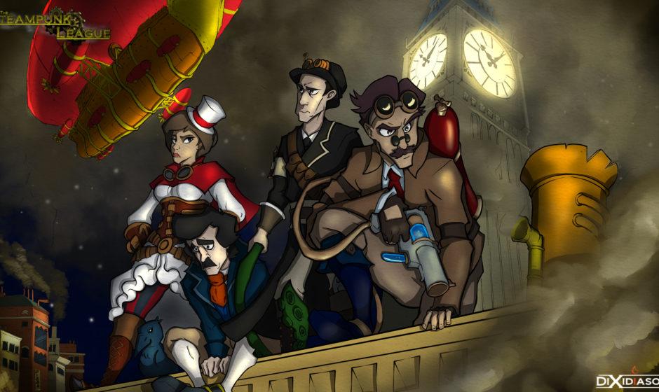 Made in Italy: intervista ai creatori di The Steampunk League