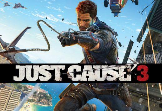 Just Cause 3, videogameplay interattivo