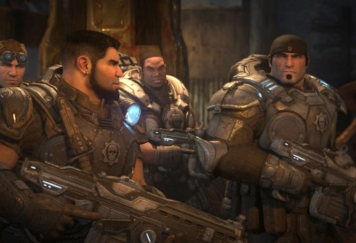Gears of War: Ultimate Edition si tinge di oro