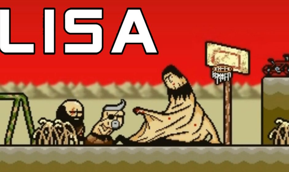 Lisa: The Painful RPG