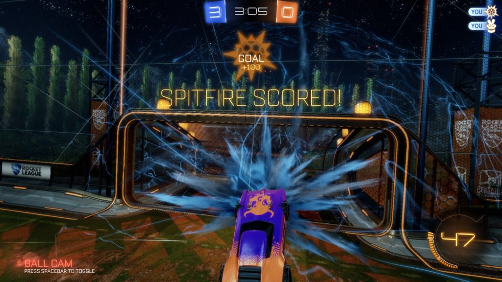 Rocket League Recensione
