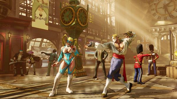 street fighter 5 nuovo personaggio