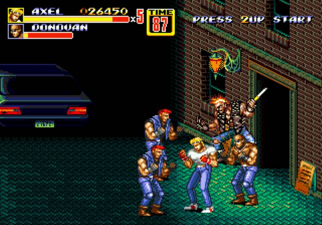 3D Streets of Rage 2 Recensione