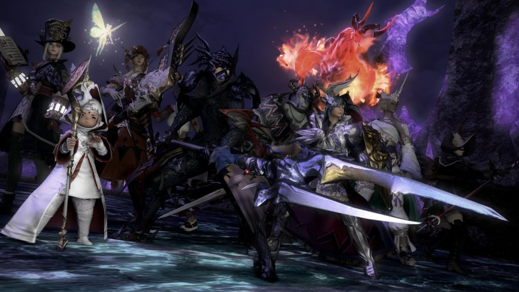Final Fantasy XIV supera i 5 milioni