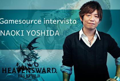 [Gamescom 2016] Intervista a Naoki Yoshida - Final Fantasy XIV