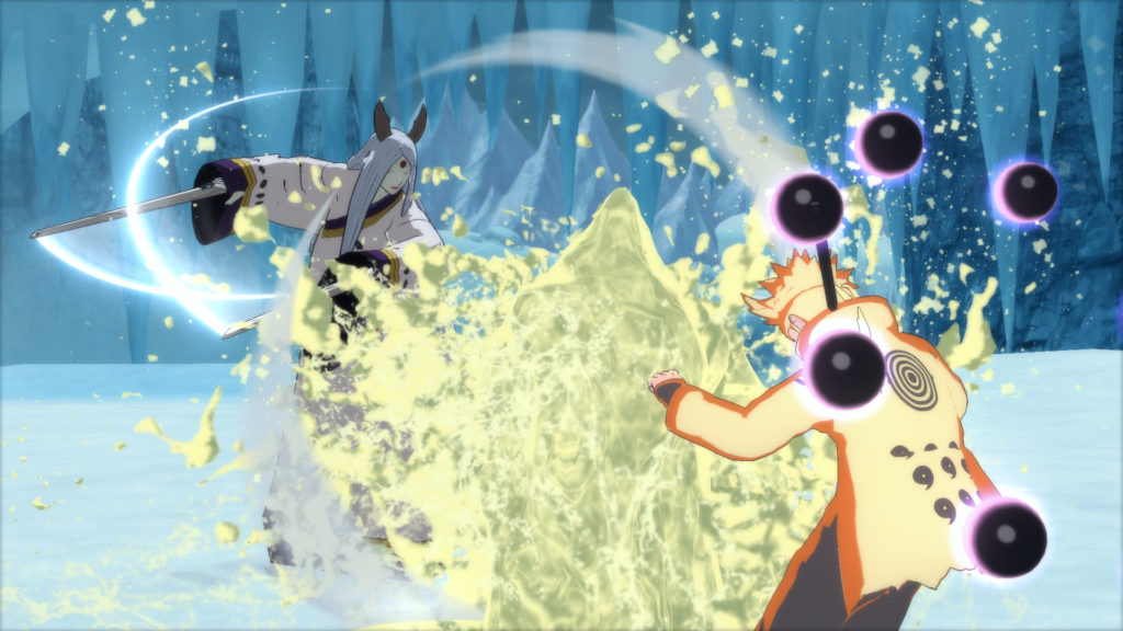 Naruto Shippuden Ultimate Ninja Storm 4 - Hands On