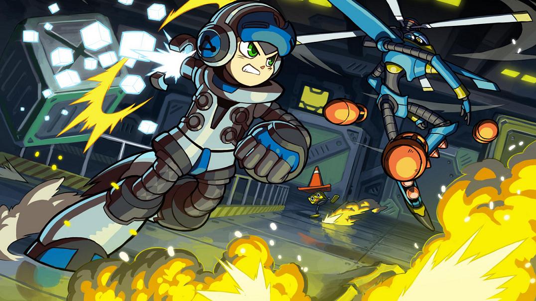 [Gamescom 2015] Mighty No. 9 – Hands-on