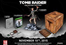 Collector's Edition di Rise of the Tomb Raider annunciata