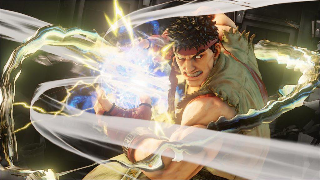 Street Fighter V Data Beta