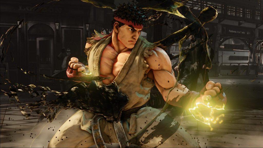 Street Fighter V Trigger