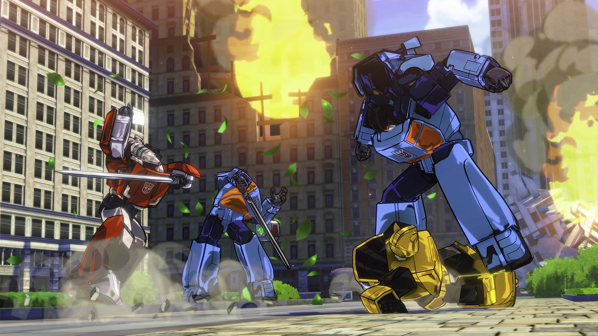 Transformers Devastation 02