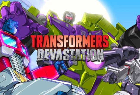 [Gamescom 2015] Transformers Devastation