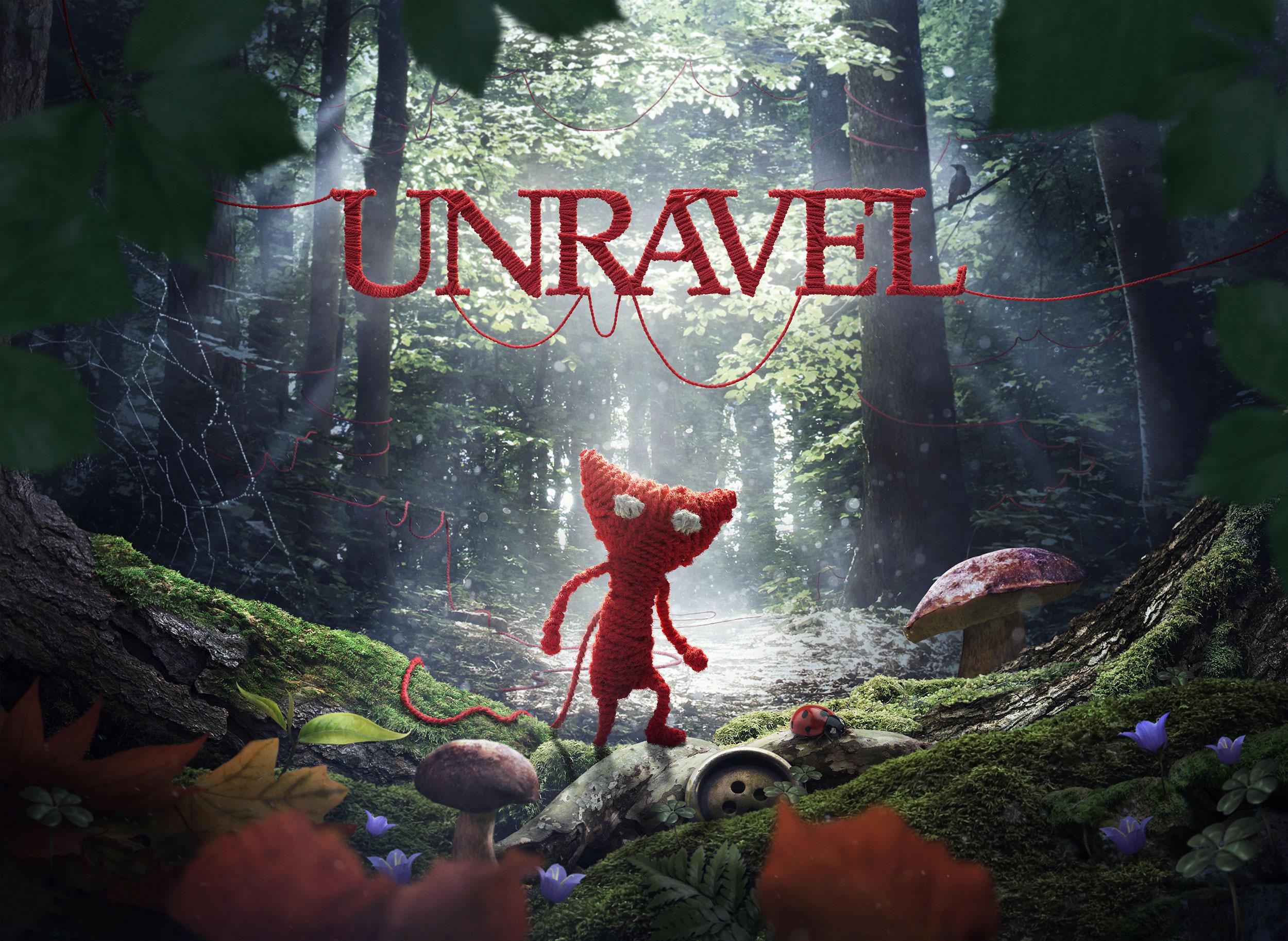 [Gamescom 2015] Unravel – Hands-on