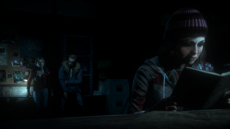 Until Dawn recensione