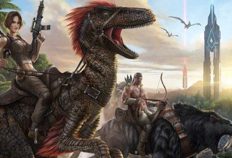 Ark: Survival Evolved - Hands-on