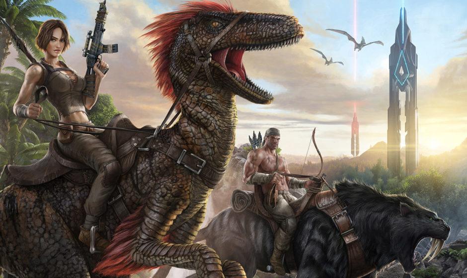 [Gamescom 2015] Trailer per Ark: Survival Evolved