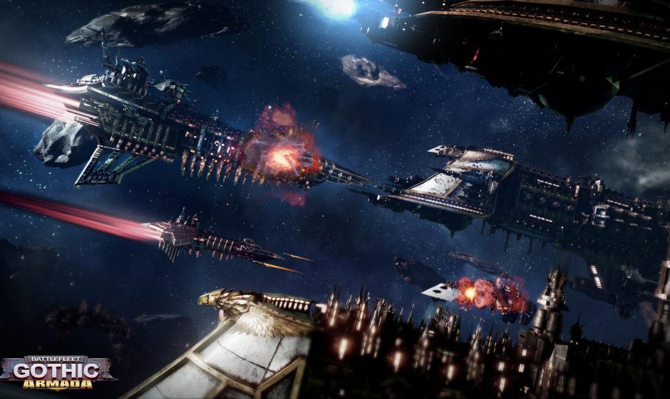 [Gamescom 2015] Battlefleet Gothic: Armada