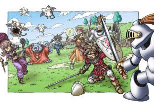 Dragon Quest VII - Video comparazione tra la versione 3DS e PSX