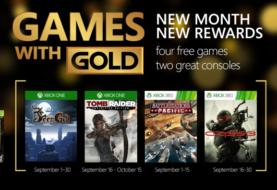 Annunciati i Games with Gold di Settembre