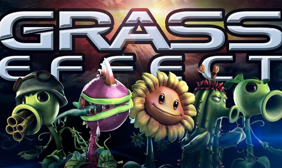 [Gamescom 2015] Mass Effect incontra Plant vs Zombies
