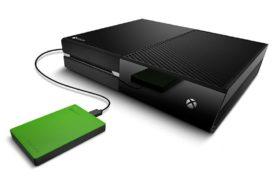 [Gamescom 2015] annunciato un hard disk esterno da 2 TB per Xbox One