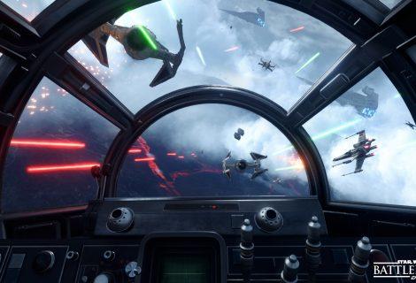 [Gamescom 2015] Star Wars Battlefront - Fighter Squadron Hands On