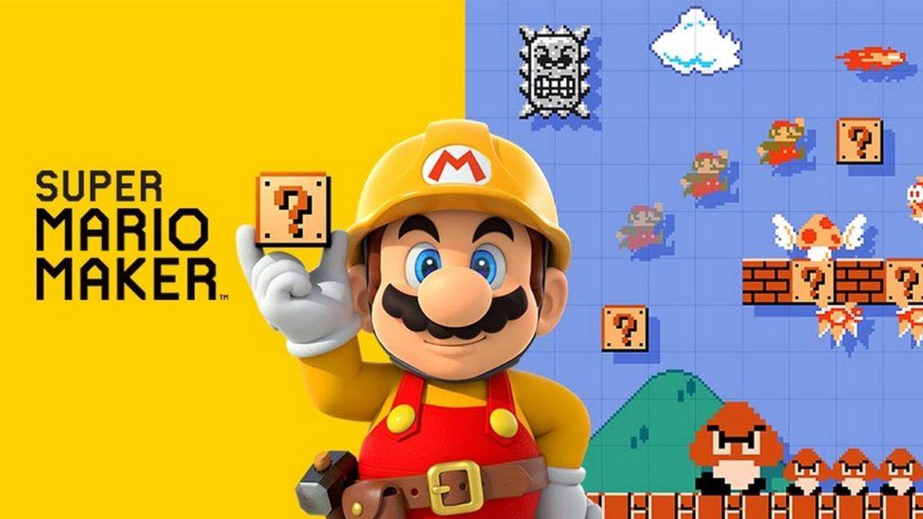 Kanji Saito di Platinum Games all'opera con Super Mario Maker