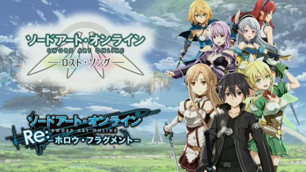 Sword Art Online RE: Hollow Fragment Recensione