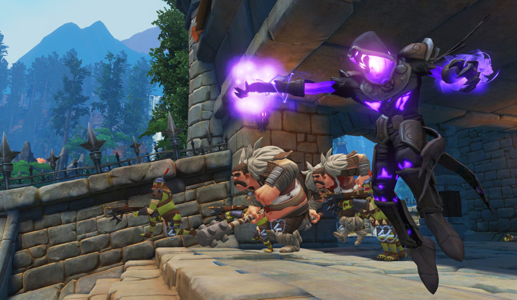 update di Orcs Must Die! Unchained - Leading the charge