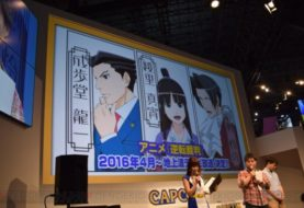 Annunciato l'anime di Ace Attorney