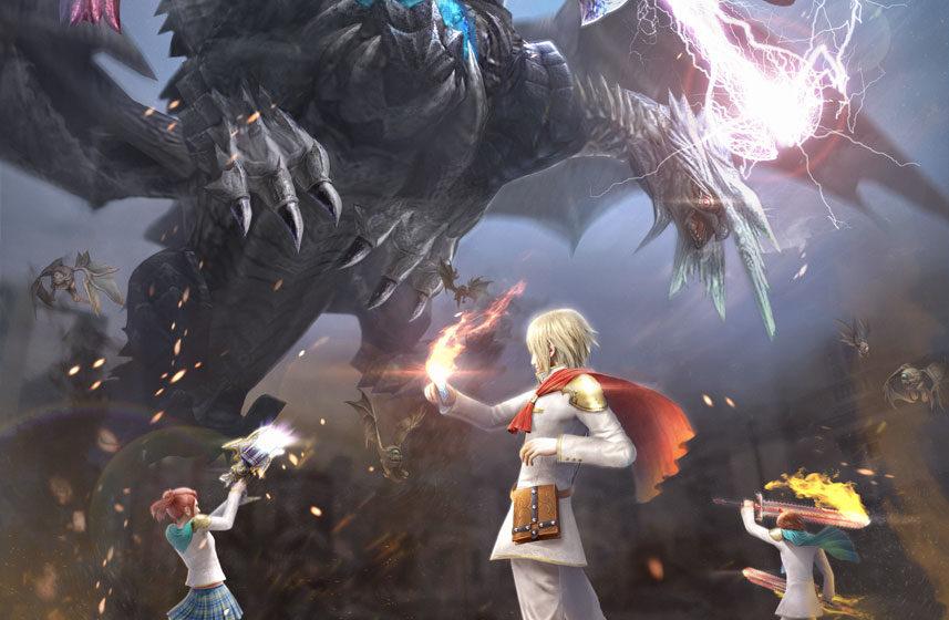 Annullato Final Fantasy Agito+