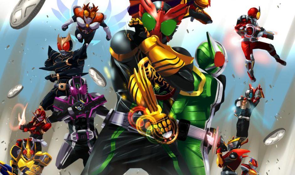 Annunciato Kamen Rider: Battride War Creation