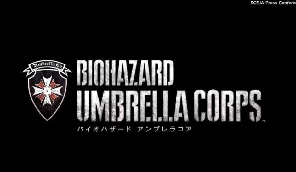 [TGS15] Annunciato Resident Evil Umbrella Corps