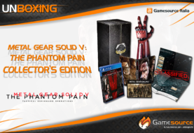 UNBOXING - Metal Gear Solid V: The Phantom Pain Collector's Edition