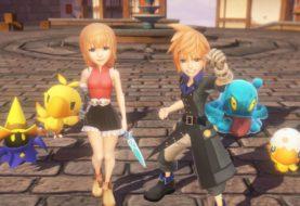 Nuovi screenshot per World of Final Fantasy