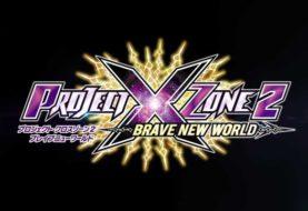 Project X Zone 2: Annunciata uscita