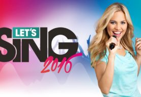 Let's Sing 2016 è disponibile su Playstation 4, Wii e Xbox One