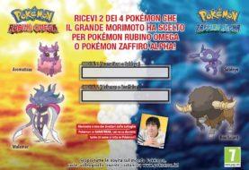 Distribuzione Pokémon a Milano Games Week