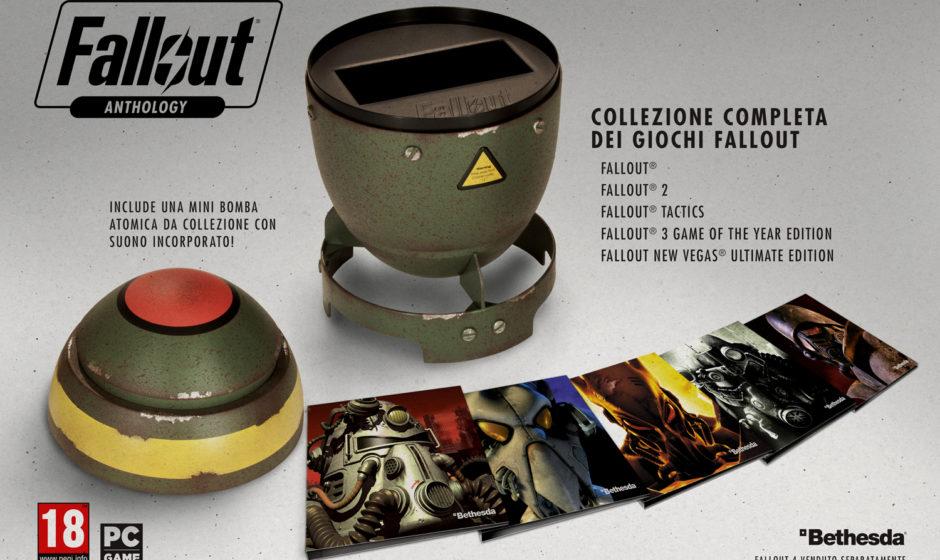 Fallout Anthology disponibile in Europa da oggi