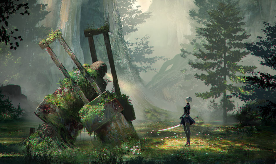 Gameplay trailer di NieR Automata