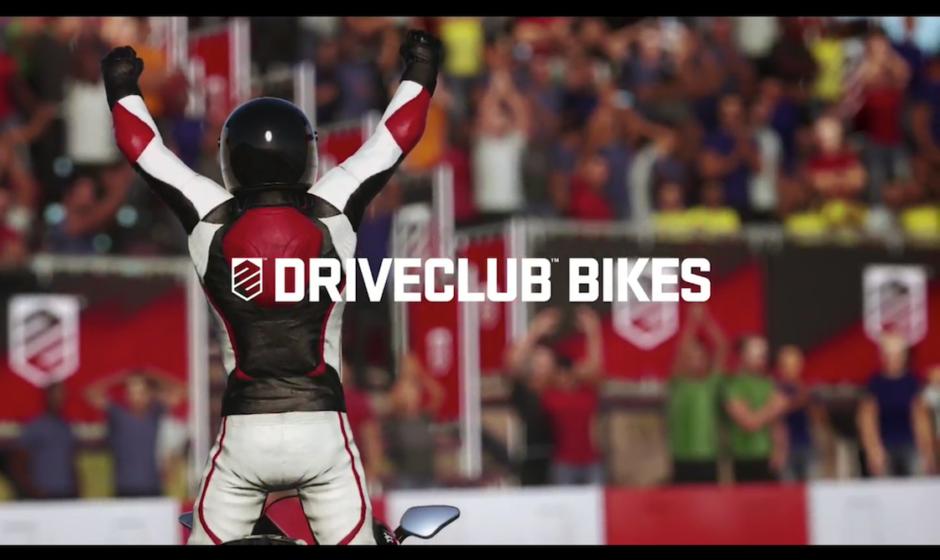Annunciato Driveclub Bikes