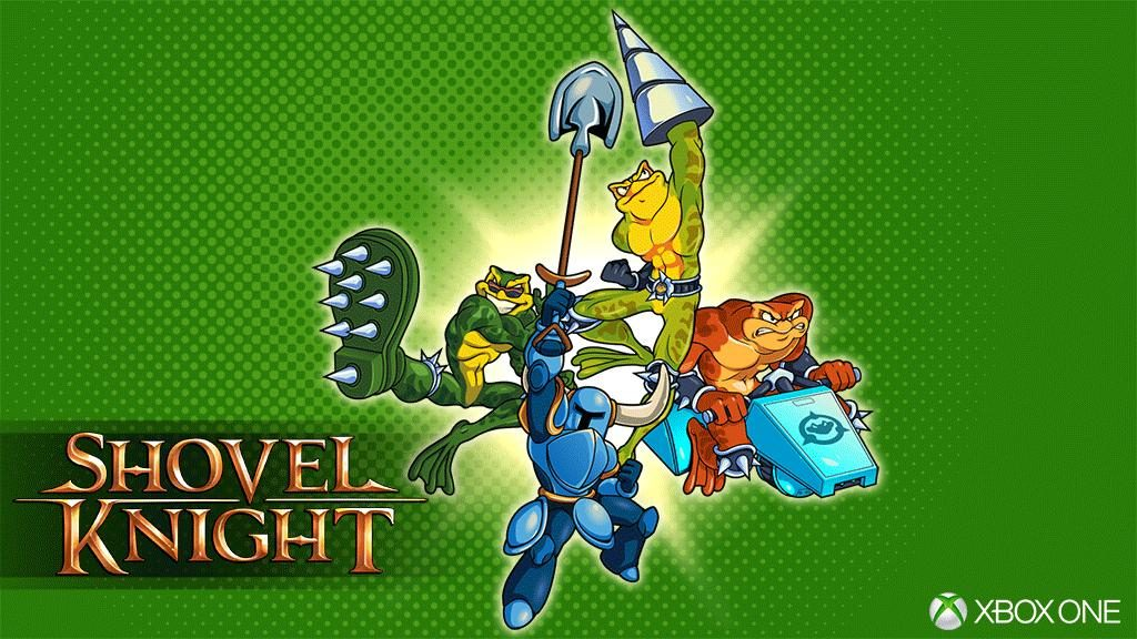 Shovel Knight Xbox One