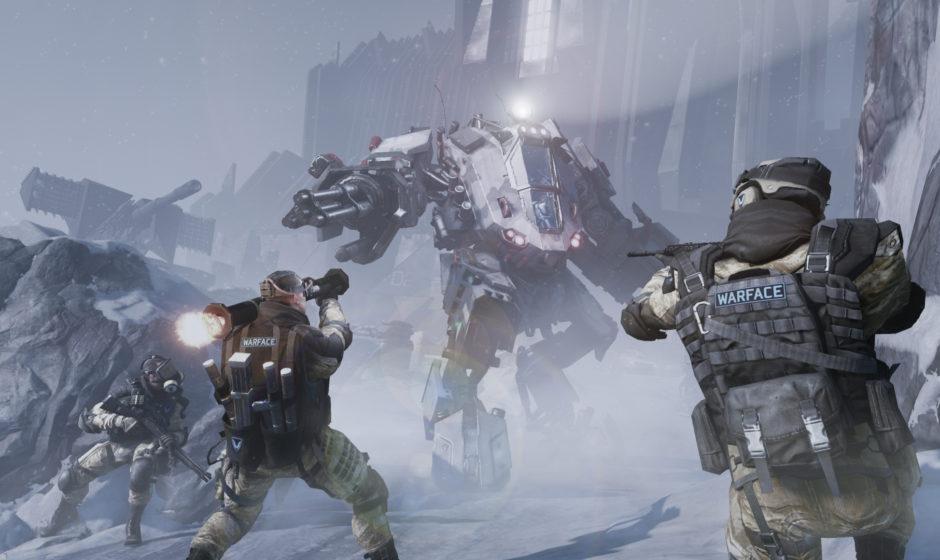 In arrivo Cyber Horde, la modalità Co-op di Warface