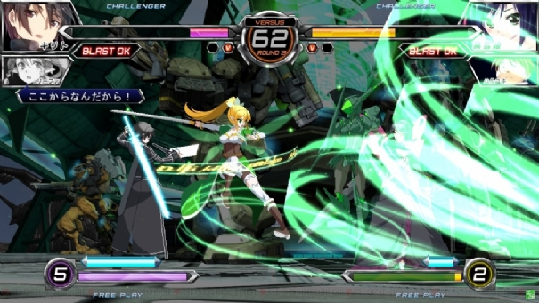 Dengeki Bunko Fighting Climax Recensione
