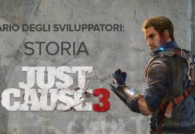 Dev Diary per storia e missioni di Just Cause 3
